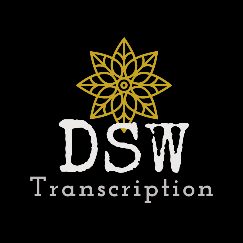 Find a reputable transcription service you can partner with