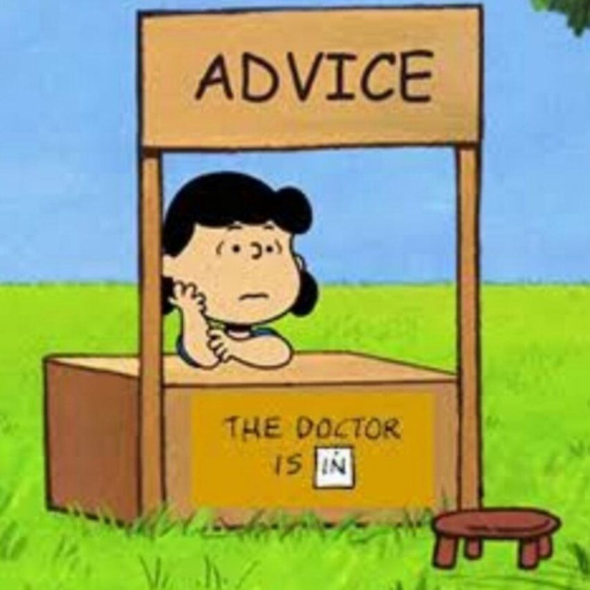 worst advice given to you as podcaster